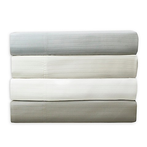 Maison Royale 500-Thread-Count Stripe Sheet Set at Bed Bath & Beyond in Cypress, TX | Tuggl