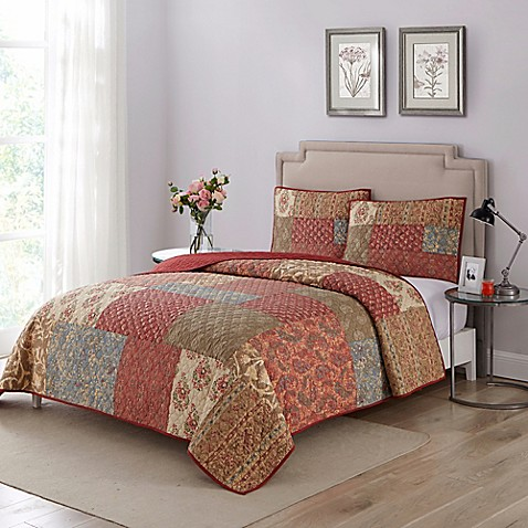Wonder Home Desiree King Quilt Set at Bed Bath & Beyond in Cypress, TX | Tuggl