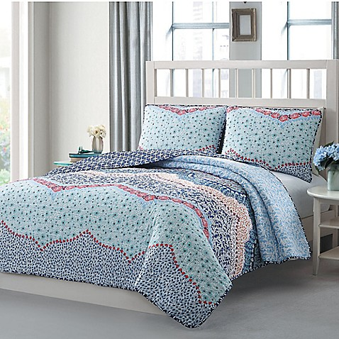 Caravan Reversible Quilt Set at Bed Bath & Beyond in Cypress, TX | Tuggl