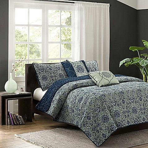 Bridget Reversible Quilt Set at Bed Bath & Beyond in Cypress, TX | Tuggl