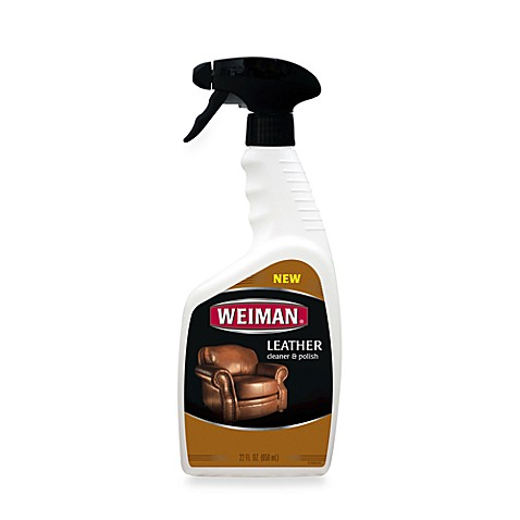 weiman leather cleaner polish bed bath beyond. Black Bedroom Furniture Sets. Home Design Ideas