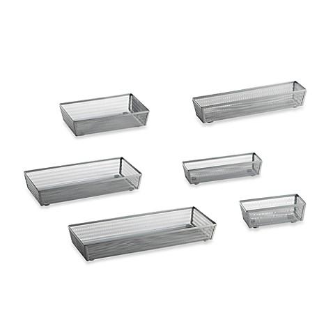 org mesh bin drawer organizer bed bath beyond