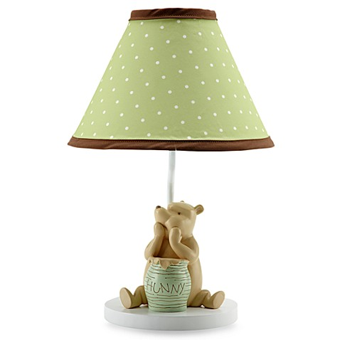 Disney 174 My Friend Pooh Lamp And Shade Bed Bath Amp Beyond