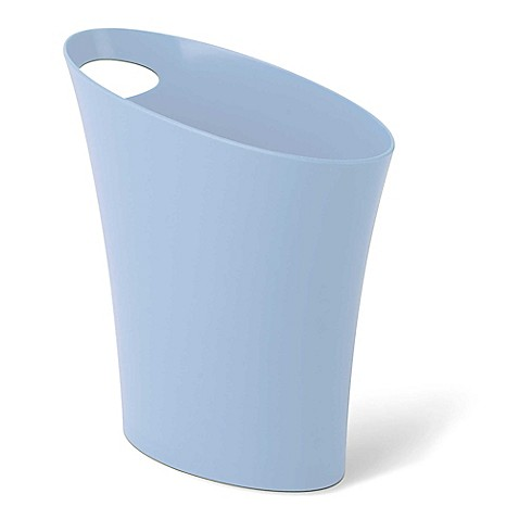 Umbra® Skinny Trash Can with Handle in Skyway at Bed Bath & Beyond in Cypress, TX | Tuggl