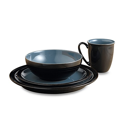 Blue Christmas Dinnerware
