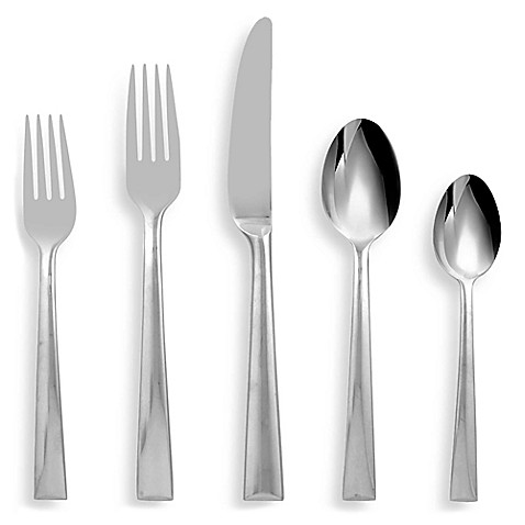 Buy Lenox 174 Continental Dining 20 Piece Flatware Set From