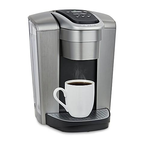 Keurig® K Elite™ Single Serve Coffee Maker by Bed Bath And Beyond