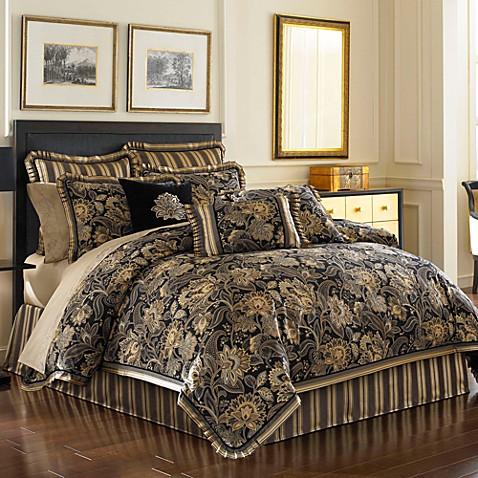 J Queen New York Alicante Comforter Set