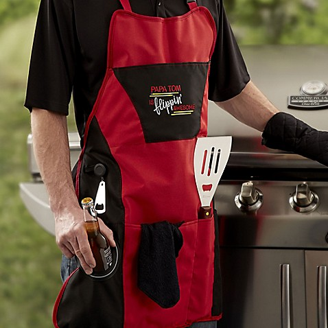 4-Piece Grill Apron Set at Bed Bath & Beyond in Cypress, TX   Tuggl