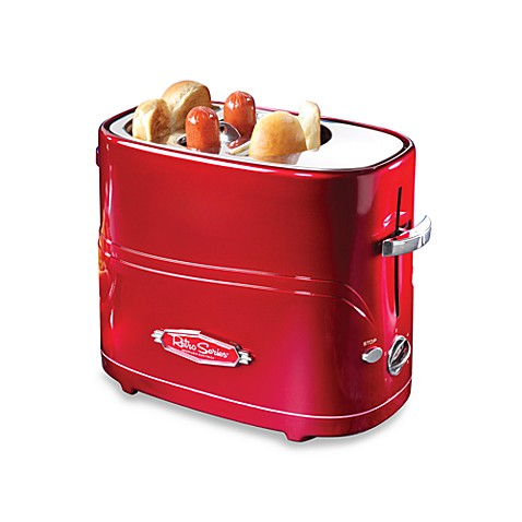 Nostalgia Electrics Hot Dog Pop Up Toaster Bed Bath
