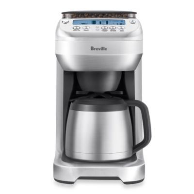 Breville YouBrew Thermal Coffee Maker with Built-in Grinder - BedBathandBeyond.com