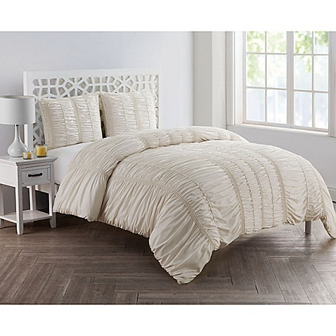 VCNY Home Holly Duvet Cover Set at Bed Bath & Beyond in Cypress, TX   Tuggl
