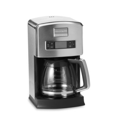 Buy Frigidaire Professional 12-Cup Drip Coffee Maker from Bed Bath & Beyond
