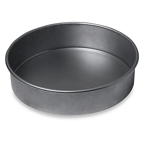 Chicago Metallic Nonstick 8 Inch Round Cake Pan Bed