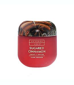 Vela en vaso Heirloom Home™ Sugared Cinnamon de 113.39 g