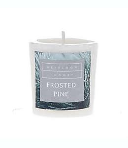 Vela votiva Heirloom Home™ Frosted Pine de 49.61 g