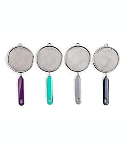 Colador fino Core Kitchen™ de 10.16 cm