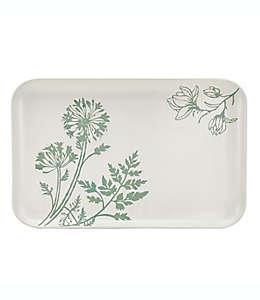 Platón de cerámica Bee & Willow ™ Home Springfield rectangular
