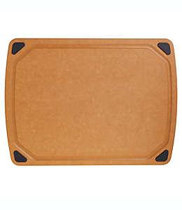 Tabla para picar Our Table de madera con patas de silicón