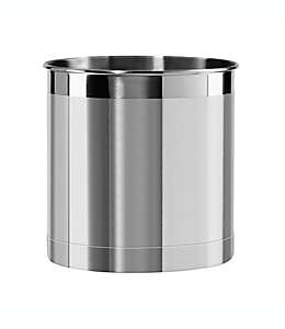 Portautensilios jumbo de acero inoxidable Our Table™