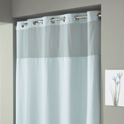 Curtains With Grey Walls 36 Clear Hookless Sho