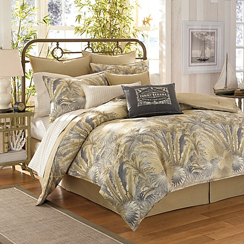Tommy Bahama 174 Home Bahamian Breeze Comforter Set Bed