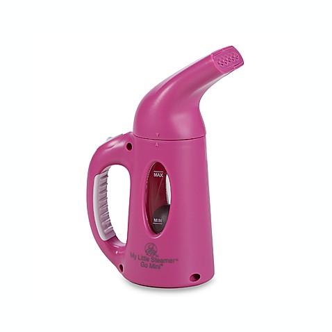 My Little Steamer 174 Go Mini Hand Steamer In Pink