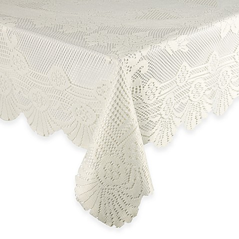 Lace Tablecloth Bed Bath Amp Beyond
