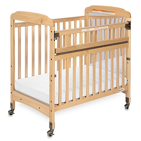 Buy foundations serenity compact safereach mirror end for Double decker crib