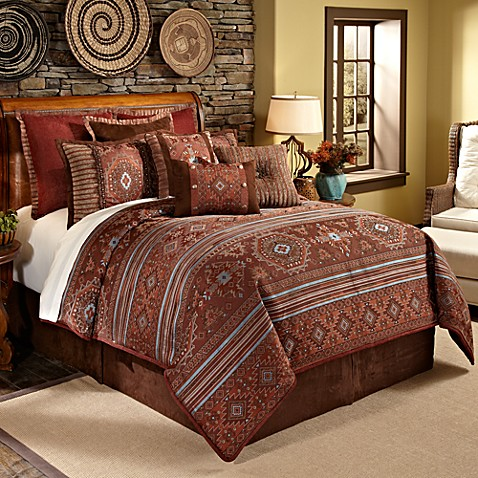 Pueblo Comforter Set Bed Bath Amp Beyond
