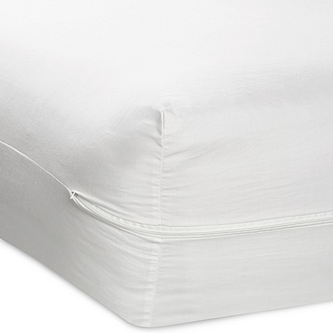 Mattress Cover For Tempur Pedic Bed Buy Zippered Mattress Cover with Ultra Fresh Treatment from Bed Bath ...