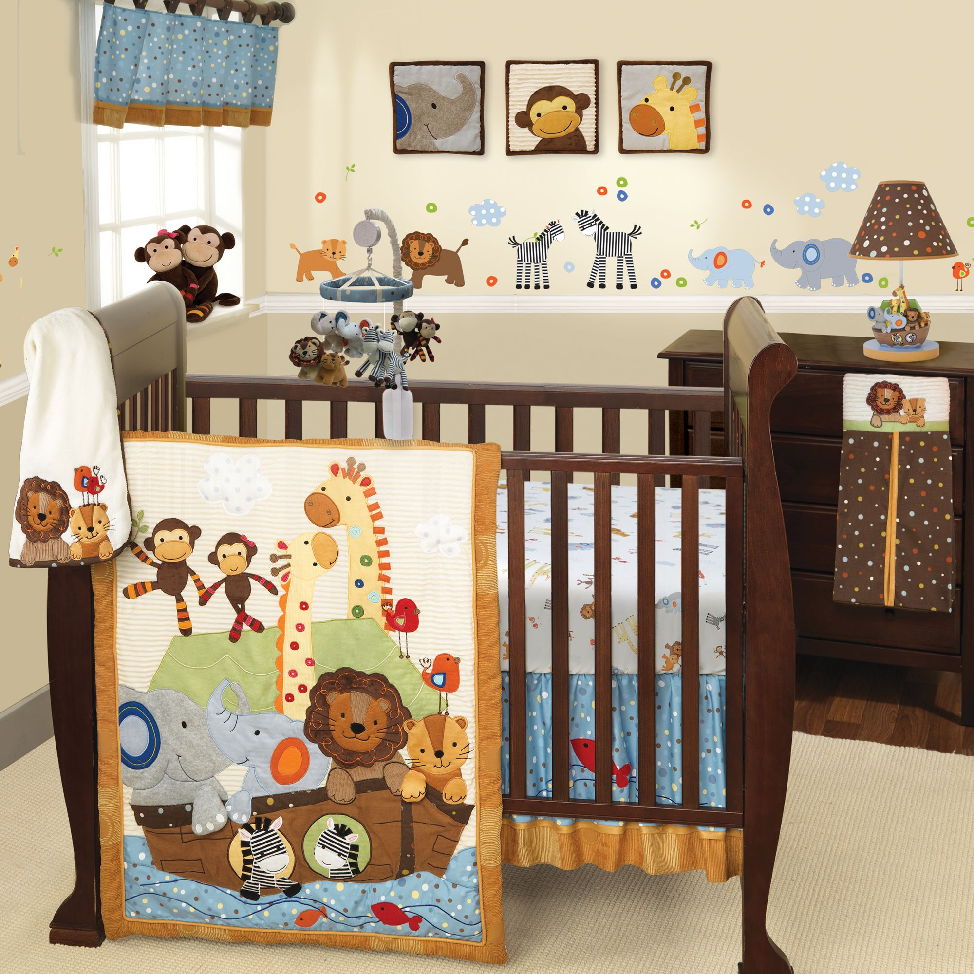 Lambs & Ivy® S.S. Noah Bedding Collection