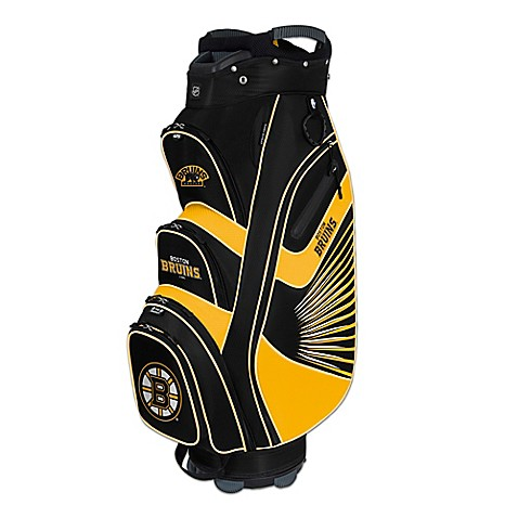 Nhl Boston Bruins Bucket Ii Cooler Cart Golf Bag Bed