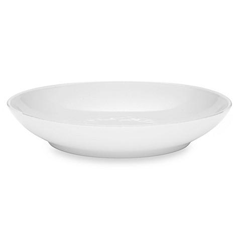 Noritake® White on White Swirl Pasta Bowl at Bed Bath & Beyond in Cypress, TX | Tuggl