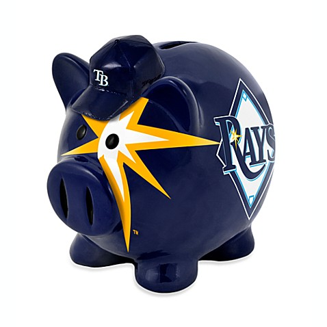 Tampa bay rays resin piggy bank buybuy baby - Resin piggy banks ...