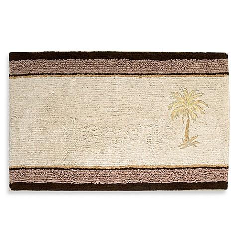 avanti oasis palm bath rug bedbathandbeyond