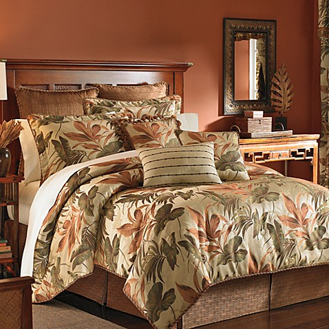 Croscill 174 Bali Breeze Comforter Set Bed Bath Amp Beyond