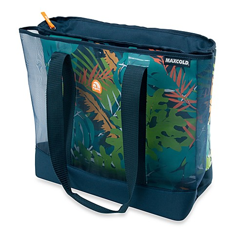 Buy Igloo 174 Maxcold Dual Compartment Cooler Tote From Bed