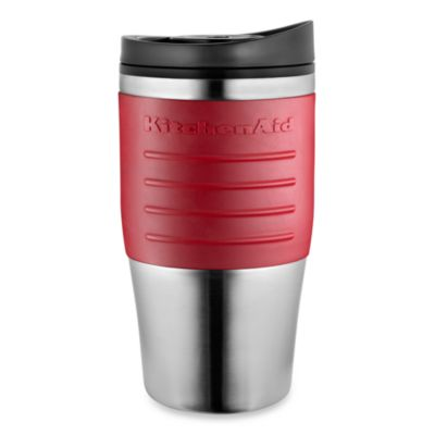 Kitchenaid Personal Coffee Maker Empire Red : Buy KitchenAid Personal Brewer Coffee Maker Thermal Mug in Empire Red from Bed Bath & Beyond