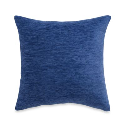 Chenille Throw Pillows Set Of 2 Clearance : Buy Crown Chenille Throw Pillow in Blue (Set of 2) from Bed Bath & Beyond