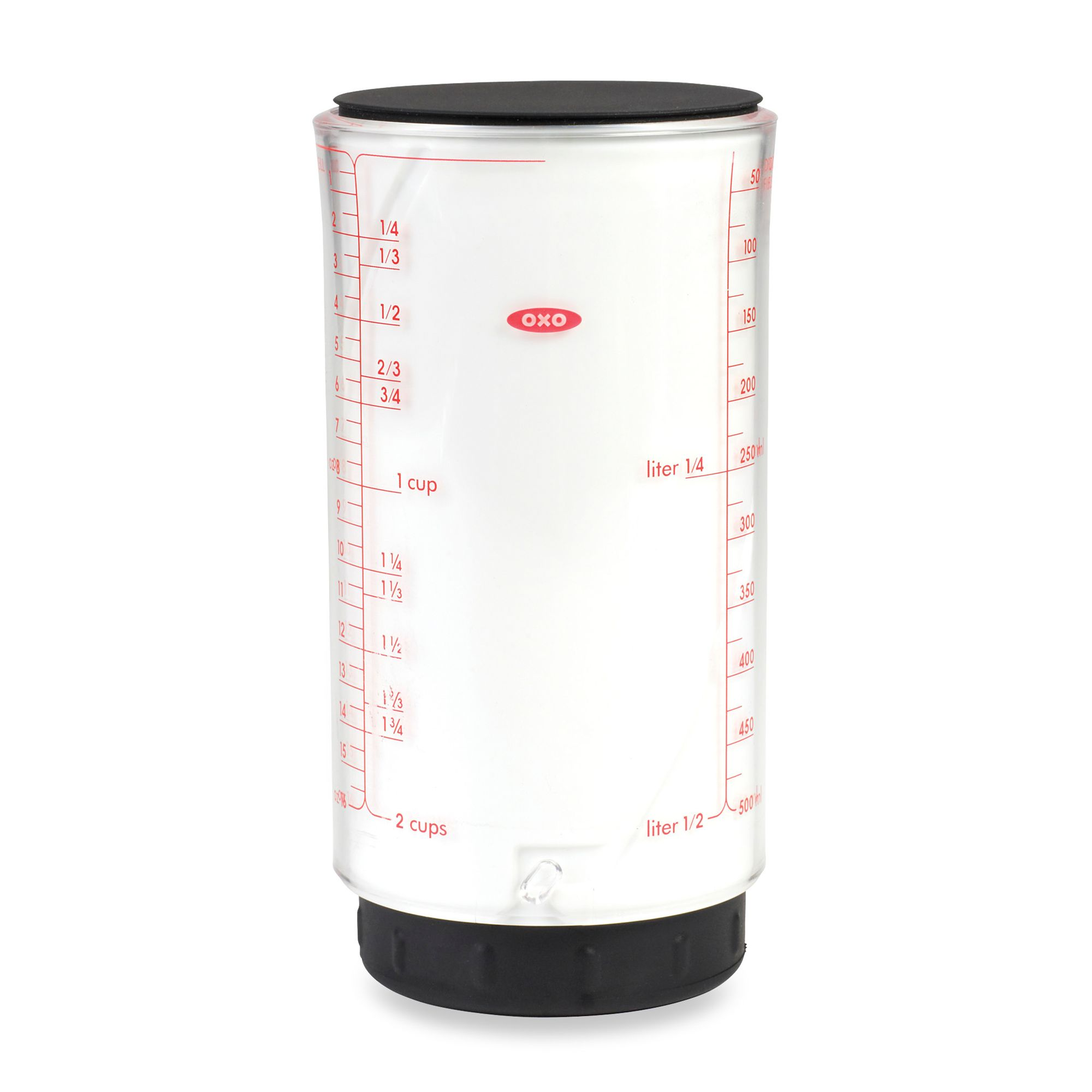 Oxo Good Grips® Adjustable 2 Cup Measuring Cup by Bed Bath And Beyond