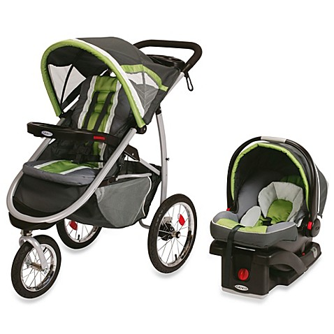 Graco® FastAction™ Fold Jogger Click Connect™ Travel
