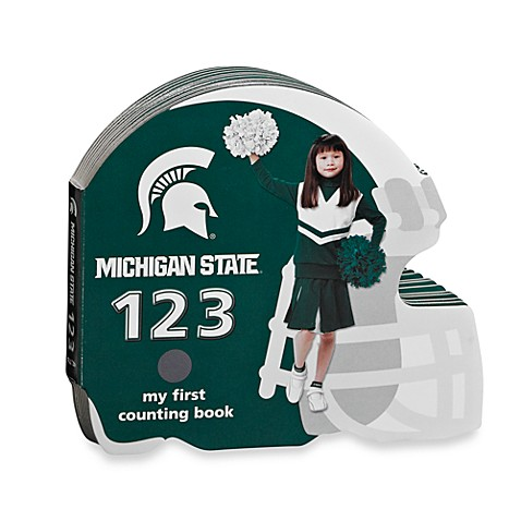 Buy Michigan State Spartans 123 From Bed Bath Beyond