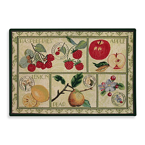 Park B Smith 174 Fruit Postage Multicolored 1 Foot 7 Inch X
