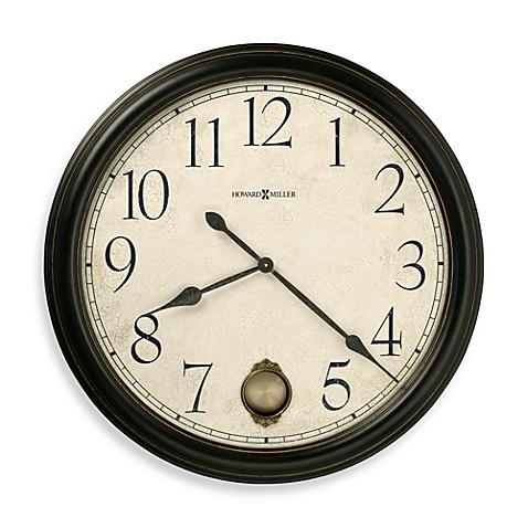 Howard Miller Glenwood Falls 36 Inch Gallery Wall Clock