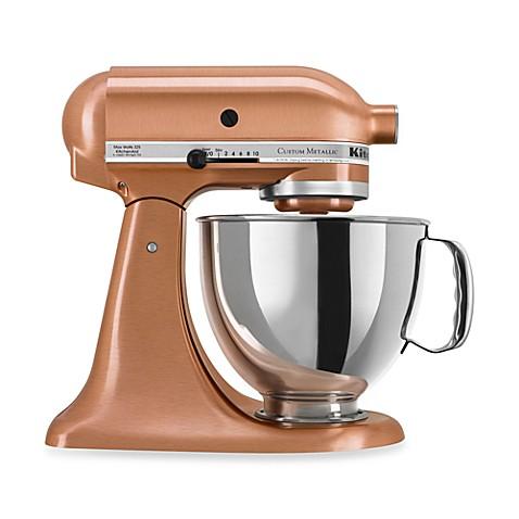 Kitchenaid 174 5 Quart Artisan Custom Metallic Stand Mixer