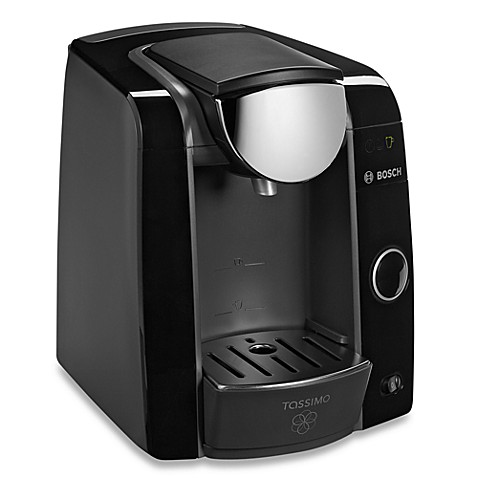 bosch tassimo t47 single cup home brewing system bed bath beyond. Black Bedroom Furniture Sets. Home Design Ideas