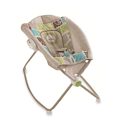 Buy Fisher Price 174 Newborn Rock N Play Sleeper In Rain