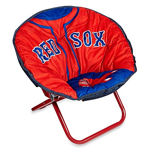 Buy Boston Red Sox Children S Saucer Chair From Bed Bath