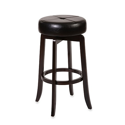 Ampersand Rhodes Backless Swivel Bar Stool And Counter